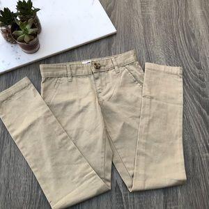 Old Navy Khaki Slim Fit Pants #771